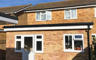 Garage Conversion and Extension in Bexhill