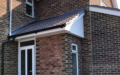 Extension in Springfield Road